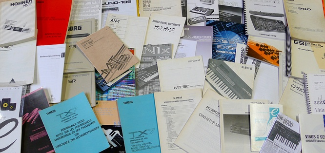 Manuals / Anleitungen / Service Manual Download @ deepsonic.ch